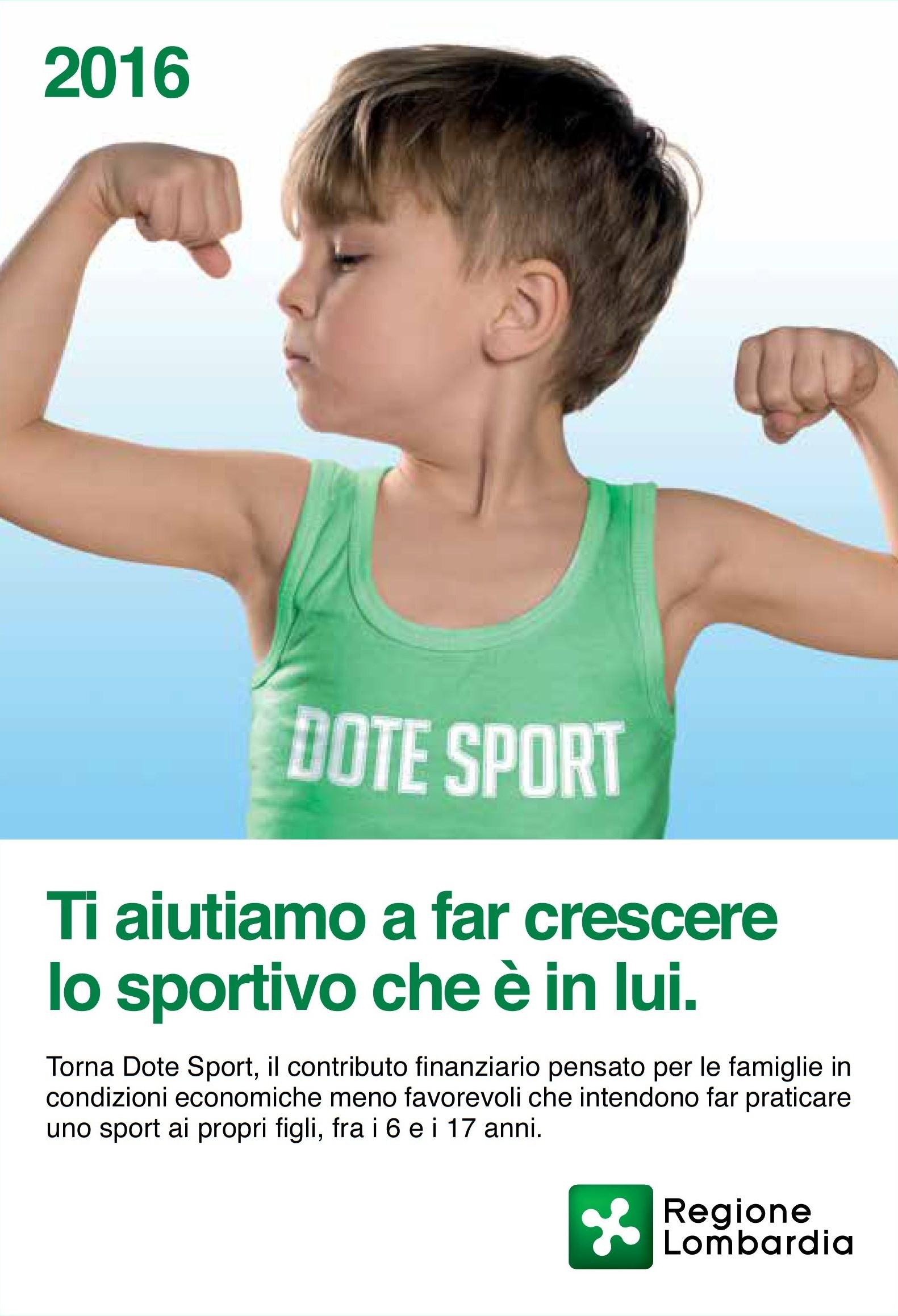 Brochure Dote Sport 2016